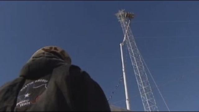 Moonlight Tower Detroit in Austin