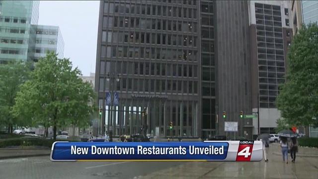 Dan Gilberts Bedrock Unveils 4 New Restaurants In Downtown