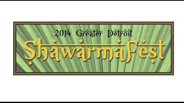 Tasty Tuesday: Shawarma Fest 2014 is Thursday in Royal Oak
