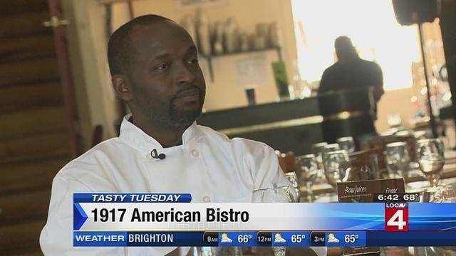 Tasty Tuesday: 1917 Bistro