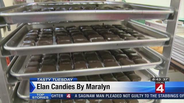 Tasty Tuesday: Elan Candies By Maralyn