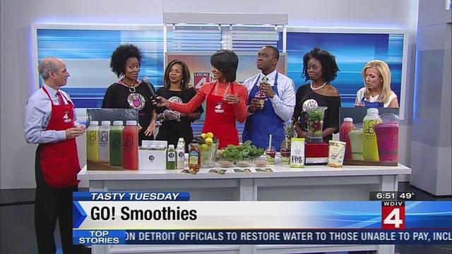 Tasty Tuesday: Go! Smoothies