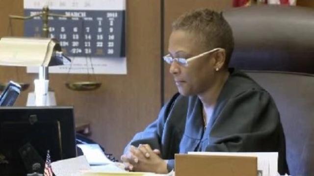Wayne County judge Vonda Evans