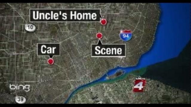 Westland teens found dead map