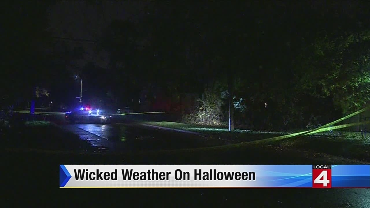 wicked weather comes to metro detroit on halloween
