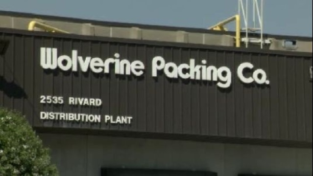 Wolverine Packaging Co building