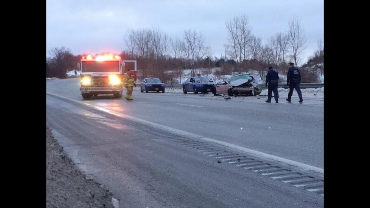 1 dead in accident on I-75 near Clarkston Road