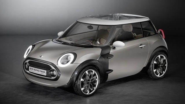 2011 Mini Rocketman concept car
