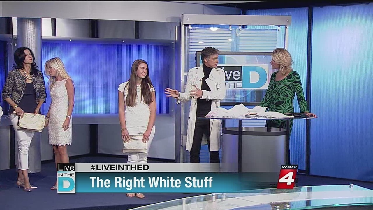 4front Of Fashion White After Labor Day