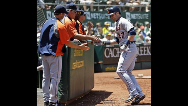 Andrew Romine May 29 AP Photo