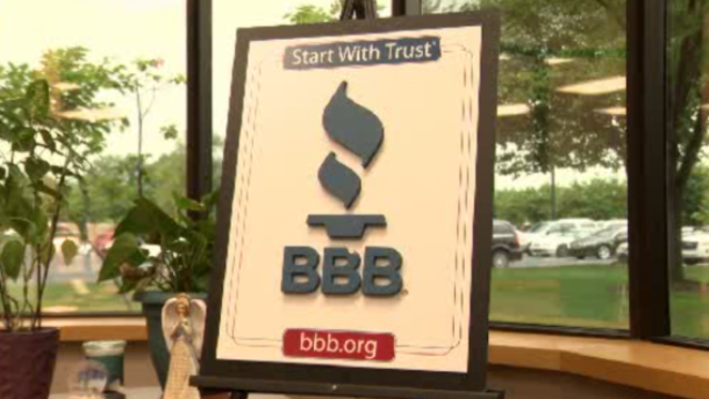 BBB sign_26782088