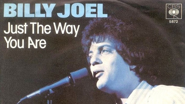 Billy Joel Just the Way You Are record cover