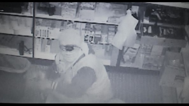 Boat Town Sunoco robber