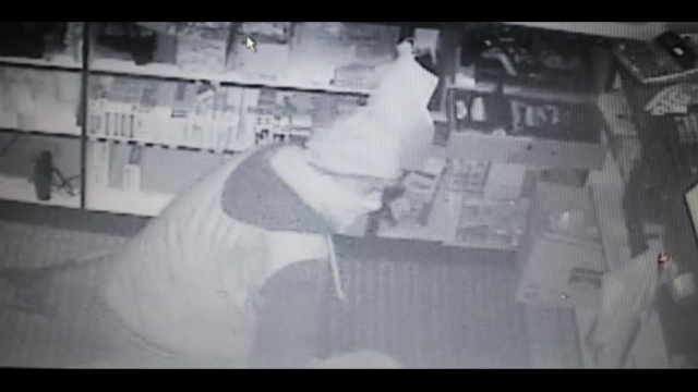 Boat Town Sunoco robber photo