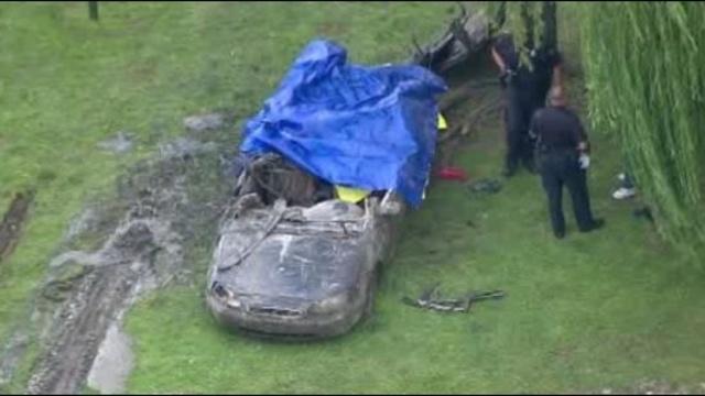Body found in car Wyandotte