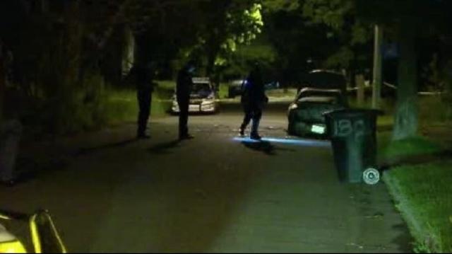 Body found on Fleming street