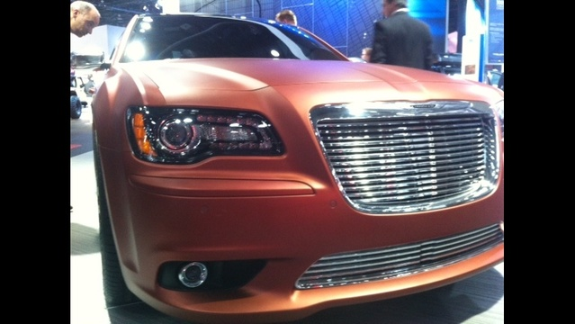 Chrysler 300S Turbine concept