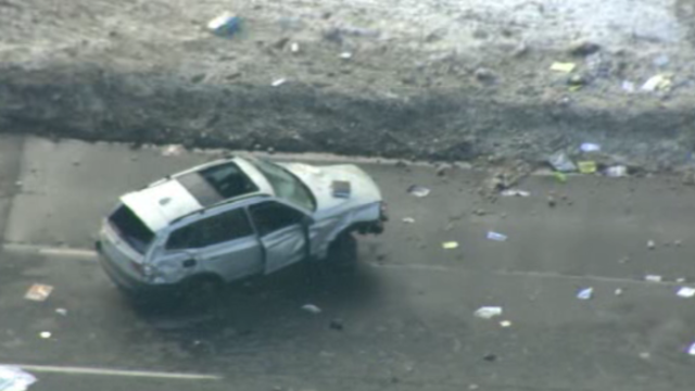 Deadly crash Southfield 2