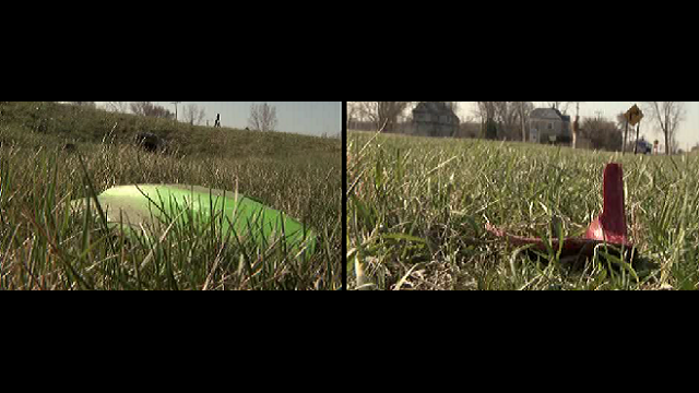 Dirt Bike, motorcycle debris Doty Road collision_25564522