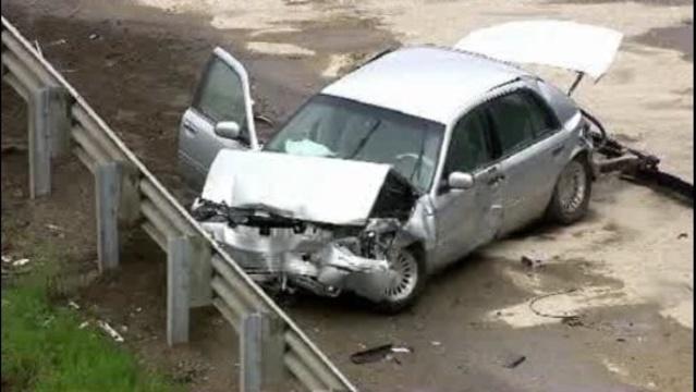 I-275 at 8 Mile road crash 5