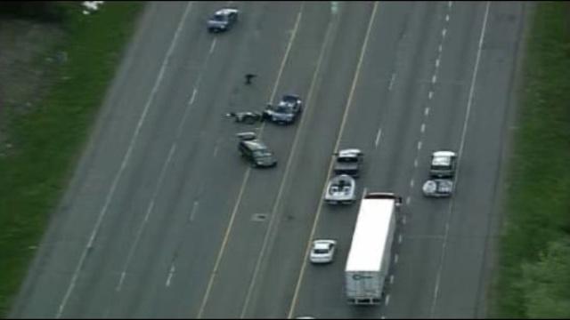 I-94 crash at US23 2