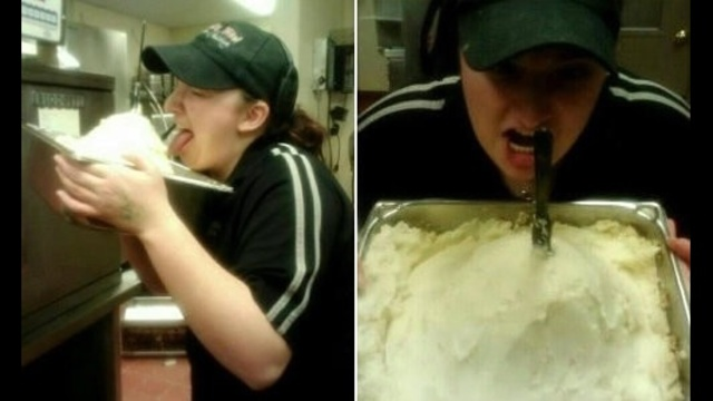 KFC-employee-licking-mashed-potatoes.jpg_20401448