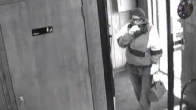 Melvindale credit union robbery fron door