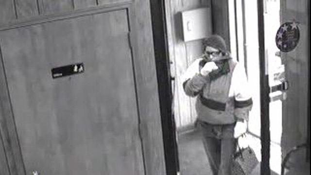 Melvindale bank robber 4