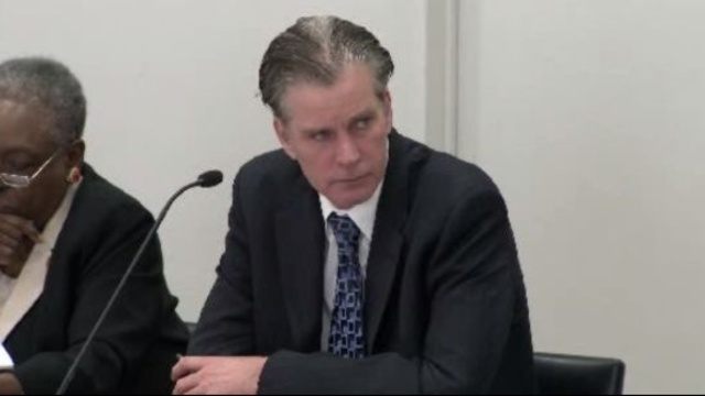 Michigan State Treasurer Andy Dillon