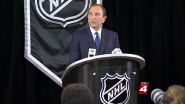 NHL Commissioner Gary Bettman_16609738