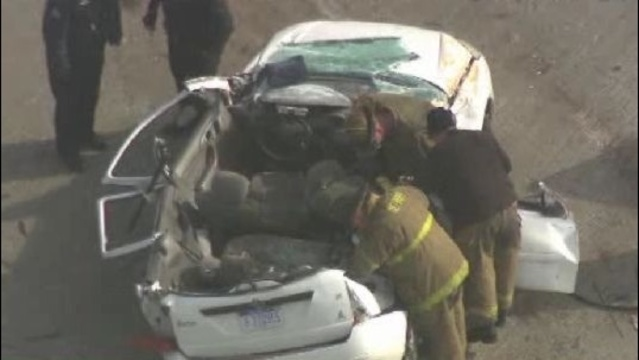Plymouth rollover crash scene 5_24732732