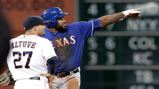 Prince Fielder Rangers May 14