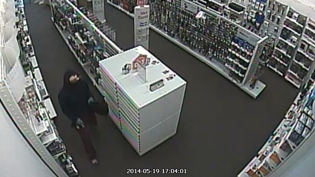 RadioShack robbery Sterling Heights 2