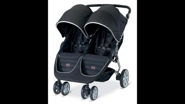 Recalled double Britax stroller_24205696