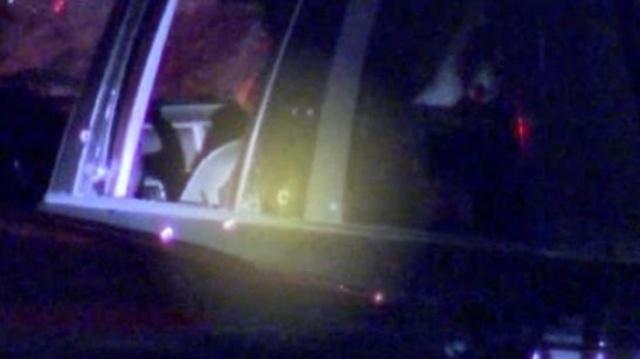 Road Rage woman shot Detroit 1