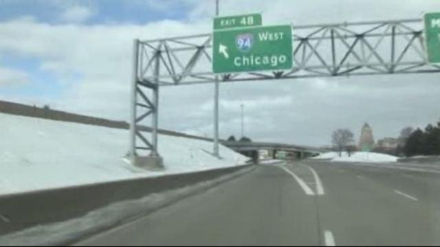 Road Rage woman shot Detroit