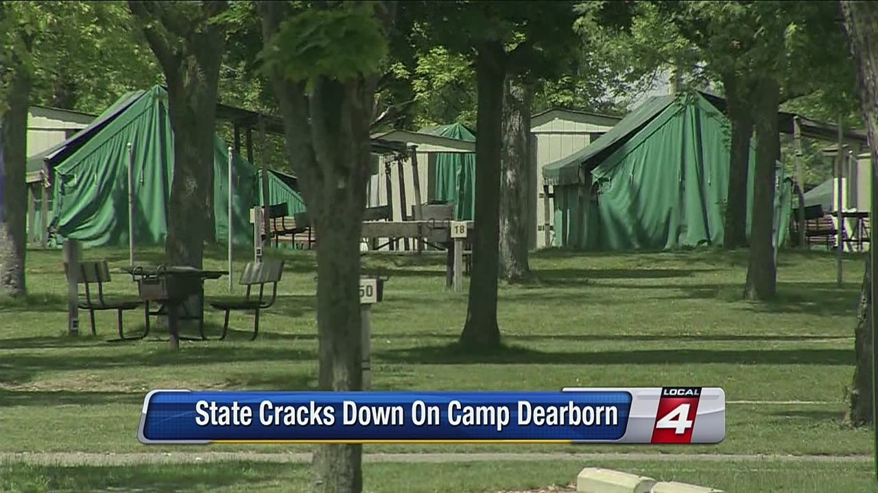 State puts Camp Dearborn on notice on camp clinton map, camp clark mo map, camp mason map, camp caro map, camp grayling map, camp henry map, henry ford college map, camp shelby map, willow metropark map, camp greenville map, camp floyd map, camp clearwater map, camp osborn map, camp colorado map, camp grant map, camp buffalo map, camp saginaw map, camp burton map, camp washington map, camp johnson map,