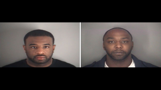 Willie Lee Wimberly (left) and 33-year-old Steve Deshaun Smith-Rush (right)