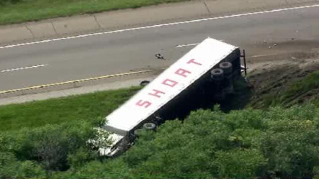 US23 truck crash 6_27719984