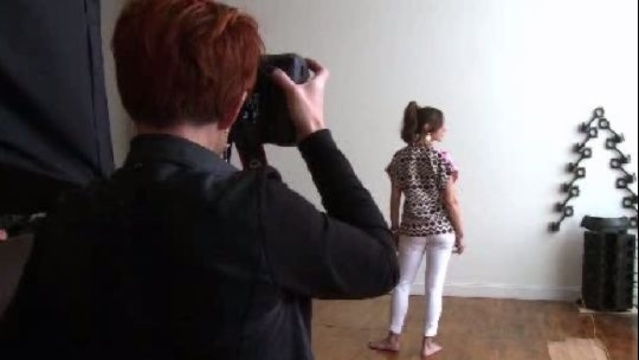 Verite magazine shoot