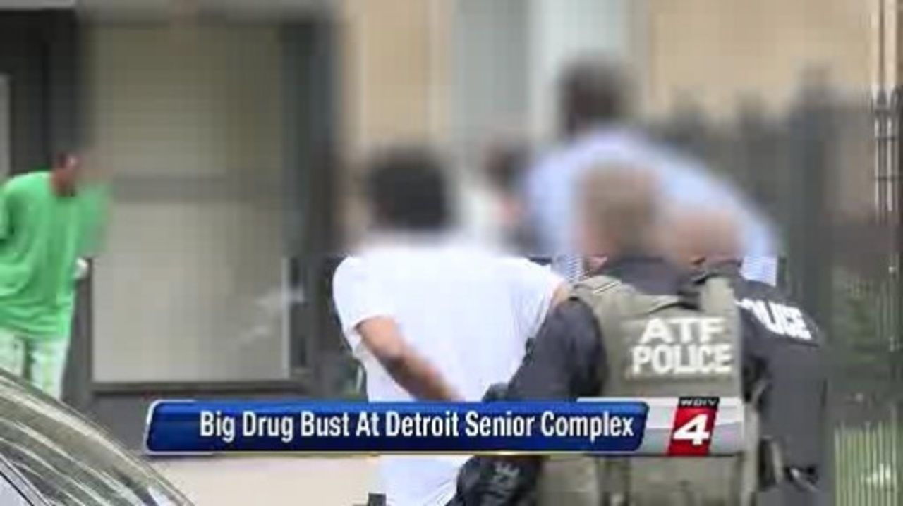Wayne County Sheriff's Office, feds conduct raids for drug