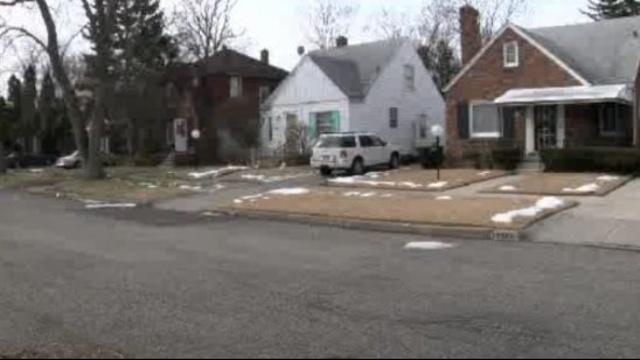 Winthrop Street family shooting Detroit