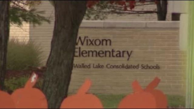Wixom elementary school