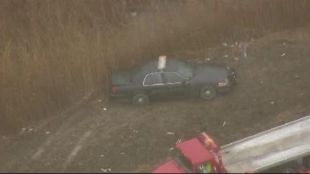Woodhaven police chase crash 3_25311536