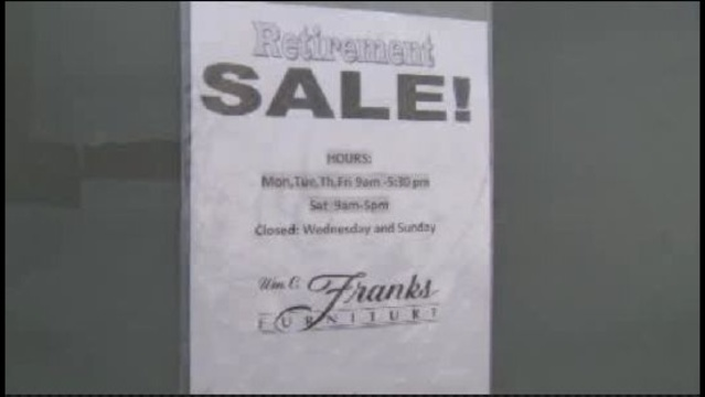 Iconic Franks Furniture store closes in Wayne after deadly