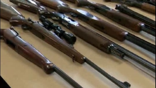 shotguns recovered in Dearborn home_27134532