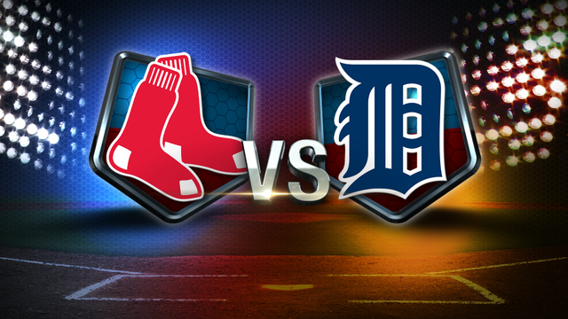 Boston Red Sox and Detroit Tigers