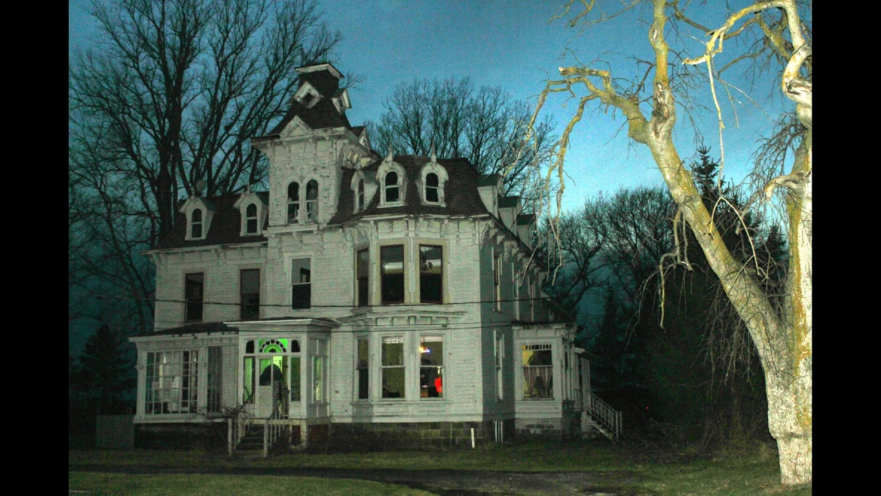 Michigan Mansion Built In 1876 Full Of Architecture History