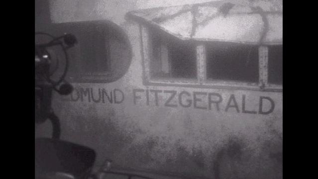 41 Years Ago Edmund Fitzgerald Sinks In Lake Superior