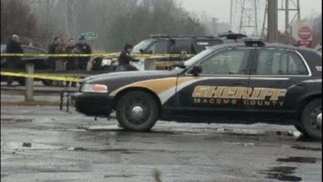 Body found Washington Township